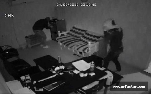 Kameraya yakalandılar!