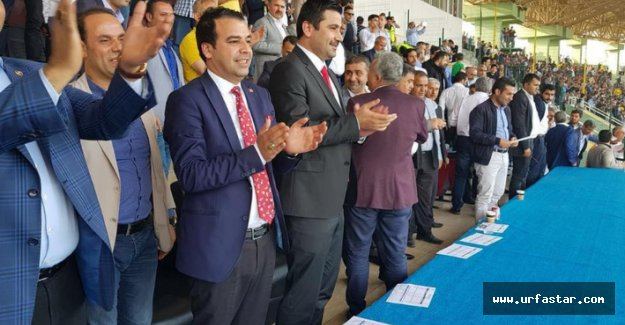 Milletvekili Yıldız'dan Urfaspor çağrısı