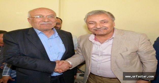 Pınarbaşı, Birecik TSO Başkanını kutladı
