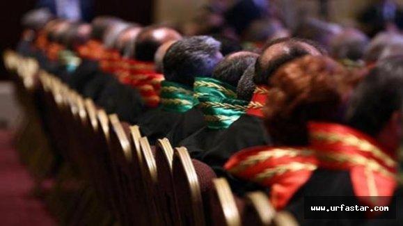 Urfa'ya 12 hakim, 7 savcı atandı