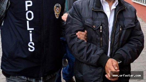 Ve Urfa'da 5 kişi tutuklandı...
