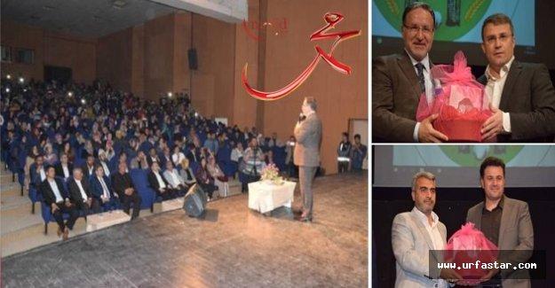 """Viranşehir'de """"Mevlid-i Nebi"""" etkinliği"""