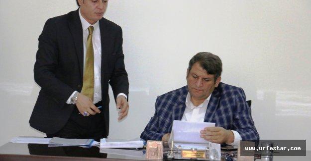Akçakale Belediye Meclisi Mayıs Ayı Olağan Toplantısını Yaptı