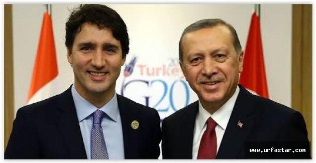 Kanada Başbakanından Müslümanlara kutlama mesajı