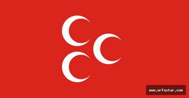 MHP'nin Urfa listesi değişti