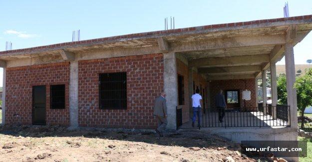 Siverek'te 17 mahalleye çok amaçlı hizmet evi...