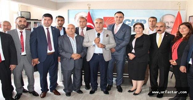 Urfa CHP'de aday adayı sayısı ve listesi açıklandı!