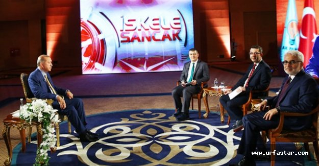 Erdoğan:Suruç'ta tacize uğradım
