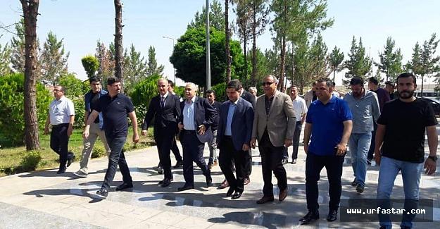 Fakıbaba Ankara'ya gitti