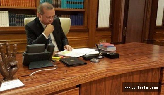Seçim sonuçları Erdoğan'ın önüne gidiyor! Urfa'da var