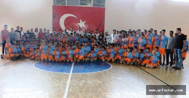Akçakale Belediyesi Yaz Spor Kursları Törenle Açıldı.