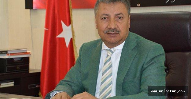 Başkan Pınarbaşı'ndan açıklama