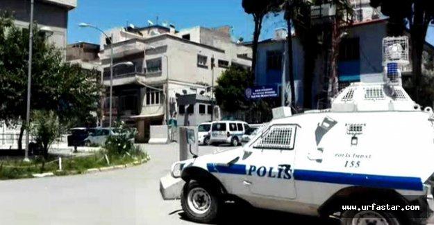 Birecik'te Polis Merkezinde İntihar İddiası