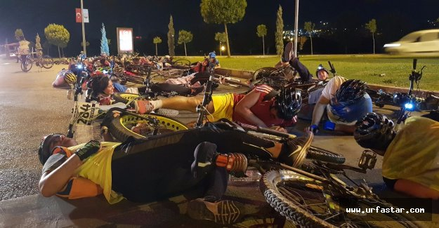 Dikkat! Trafik'te bisikletlilerde var!