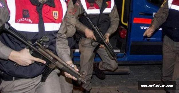 Jandarma Siverek'te düğmeye bastı!