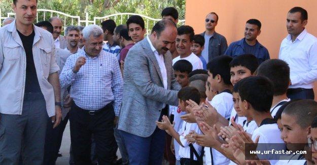 Urfa'da yaz spor okulları açıldı