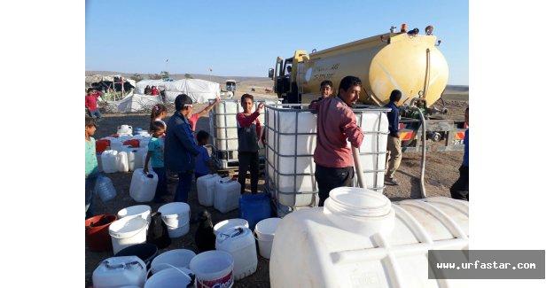 Urfa'dan giden mevsimlik işçilerin imdadına yetiştiler