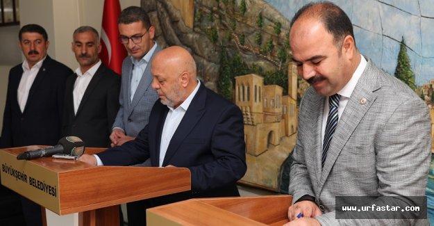 Büyükşehir'de toplu iş sözleşmesi imzalandı