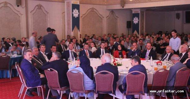 Başkanlar Urfa'da...