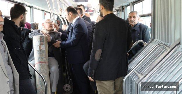 Büyükşehir otobüslerinde flaş gelişme