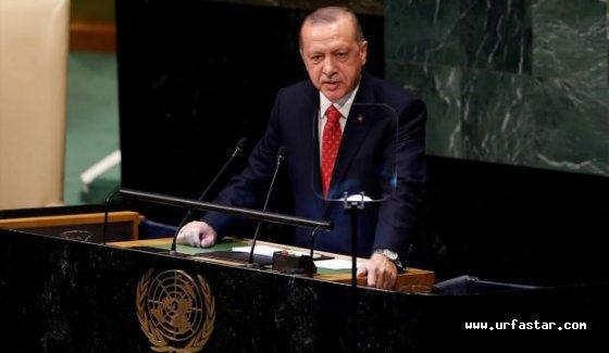 Erdoğan ABD'de net konuştu