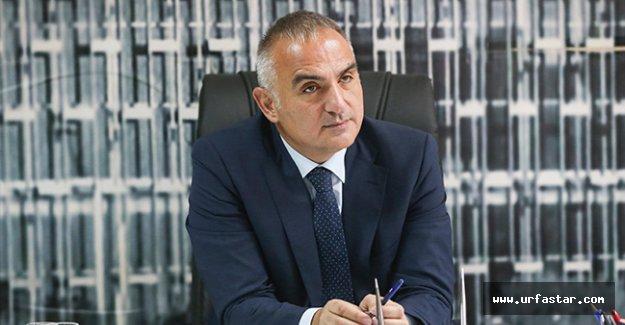 Kültür Bakanı Urfa'ya geliyor
