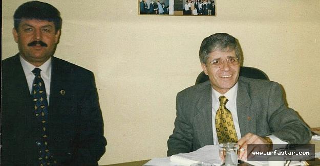 Urfa eski Milletvekili vefat etti....