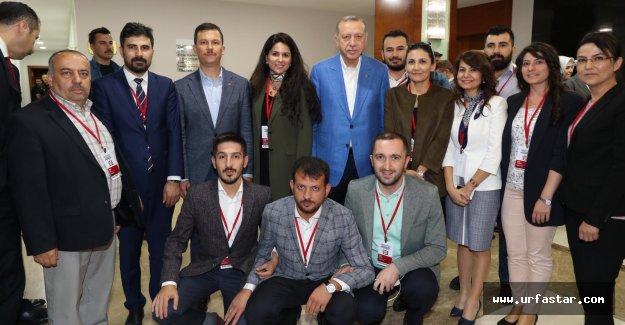 Erdoğan Urfalı ismide kutladı...
