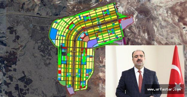 Yeni bir uydu kent kurulacak