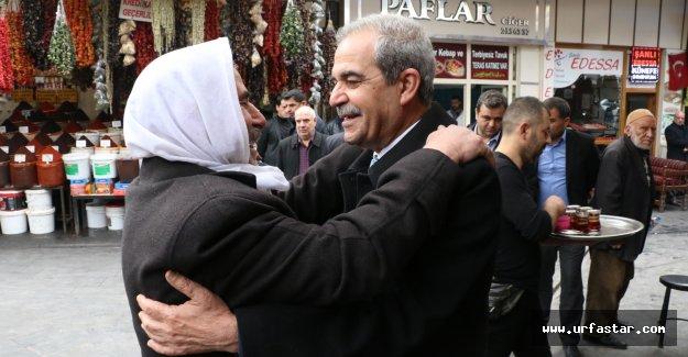 """DEMİRKOL""""HALİLİYE EMİN ELLERDE'"""