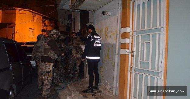 İstanbul'da uyuşturucu operasyonu! Urfalı isim tutuklandı