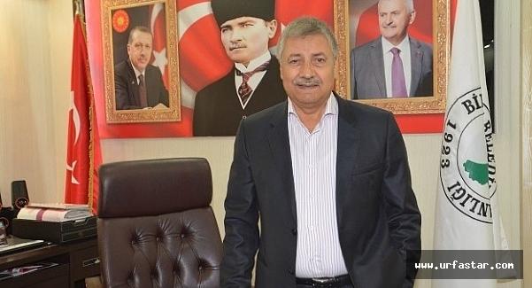 Pınarbaşı'ından kutlama mesajı....