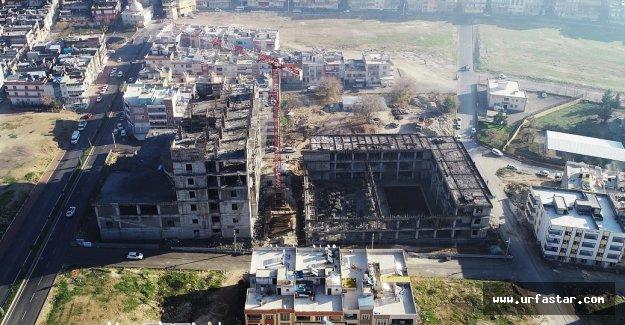 Haliliye'de dev proje hayata geçiriliyor