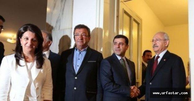 HDP'den Flaş açıklama...