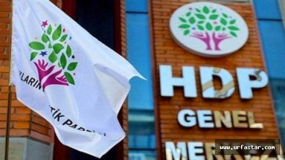 HDP'nin kapatılması için başvuru yapıldı