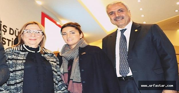 Peltek, Bakan Pekcan'a Urfa'nın sorunlarını iletti