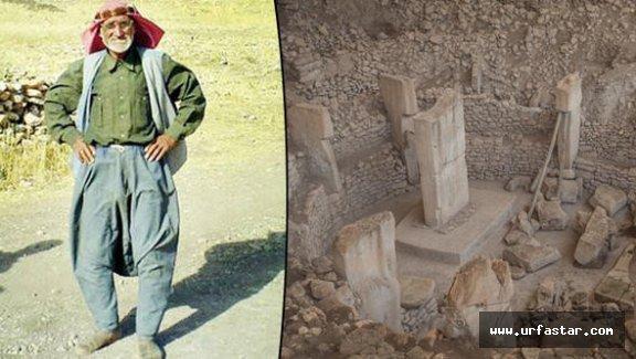 Urfa'yı Dünyaya tanıtan adam...