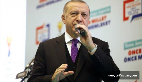 Erdoğan'dan çok sert çıktı…