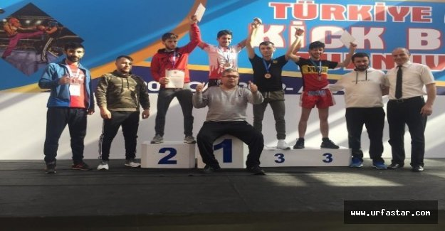 Haliliye Türkiye şampiyonu oldu