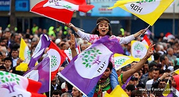 HDP, Urfa adaylarını açıkladı