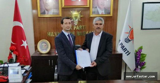 Hilvan'da AK Parti Adayları Birlikte Hareket Edeceğiz Dedi
