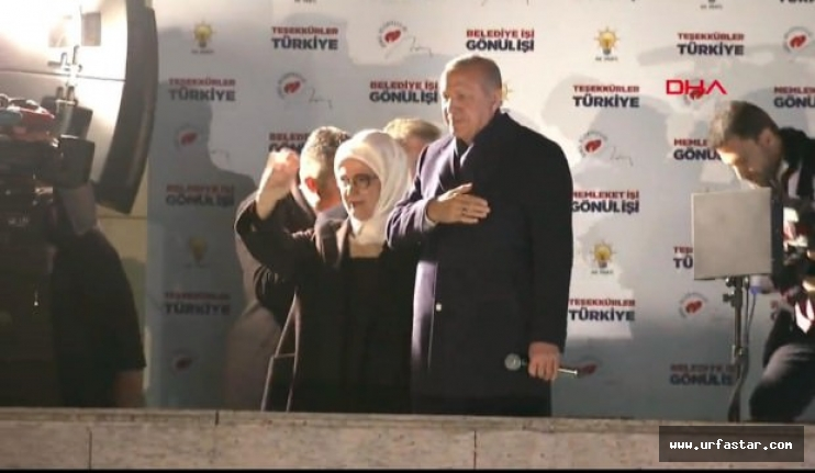 Erdoğan, 2002'den beri birinciyiz...