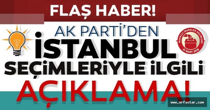 Flaş!İstanbul için bazı kararlar alındı...
