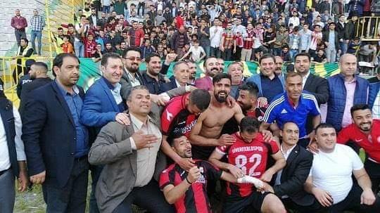 Urfa'da Şampiyon oldular...