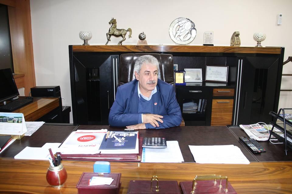 Başkan Bahçıvan'dan açıklama...