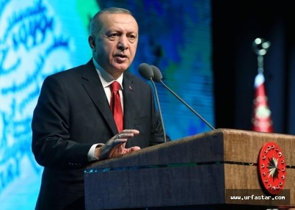 Erdoğan'dan ilk açıklama geldi…