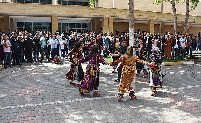 Harran Üniversitesinde şenlikler başladı