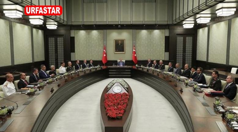Erdoğan başkanlığında kritik toplantı