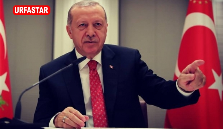Erdoğan zafer mesajı verdi...