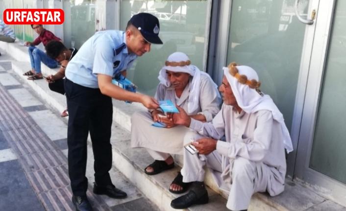 Eyyübiye'den bayram öncesi vatandaşı bilgilendirdiler...